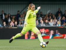Eindhovense keepster Angela Christ stopt: 'Zuur dat ik met PSV geen prijs heb gepakt'