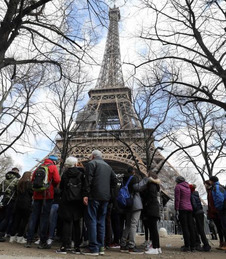 Parijs trekt historisch groot aantal toeristen