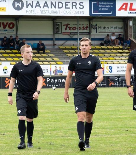 Voetbalclubs in Overijssel willen samen het tekort aan scheidsrechters tackelen