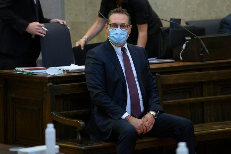 Heinz Christian Strache. Beeld EPA