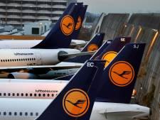 912 vols Lufthansa annulés jeudi, nouveau débrayage vendredi