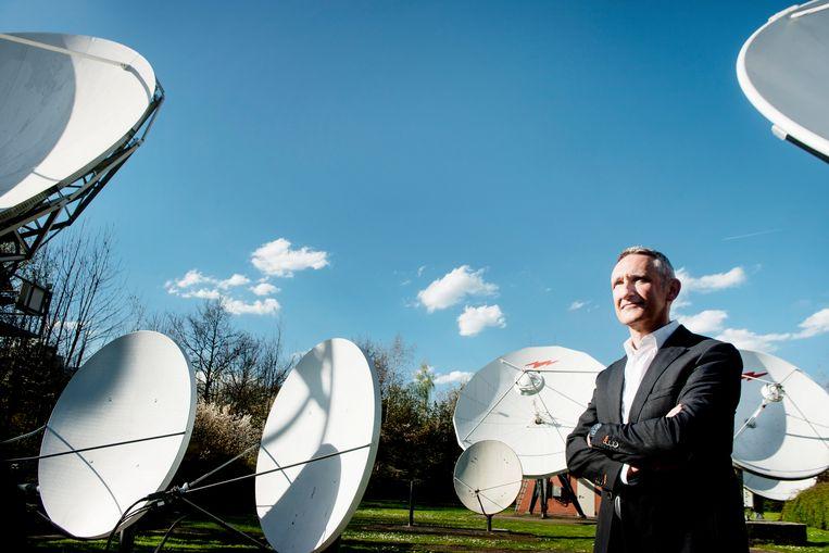 Jean Philip De Tender, directeur European Broadcasting Union.  Beeld Eric de Mildt