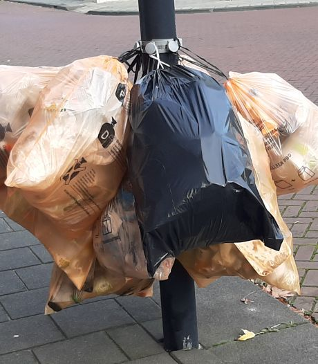 Roosendaal blijft oranje zak houden, want nascheiding kost huishoudens drie tientjes meer