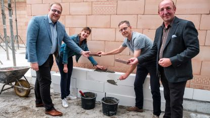 Nieuw Sociaal Huis krijgt vorm