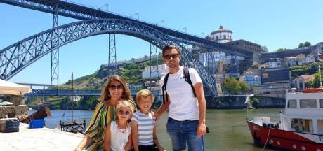 Dit Didamse gezin reist door Europa, zonder plan en zonder PCR-test: 'Mensen zijn door corona zo bang geworden'