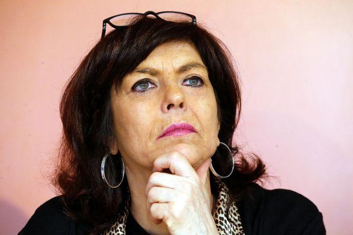 """Joëlle Milquet est inculpée depuis 2015 dans l'affaire des """"collaborateurs fantômes"""" à son cabinet de l'époque."""
