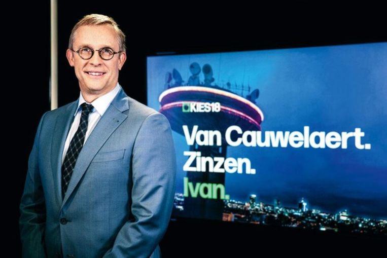 Ivan De Vadder. Beeld VRT