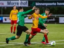 Eindelijk weer volle bak bij Sallandse derby tussen Heino en Rohda Raalte, topper voor KVZ