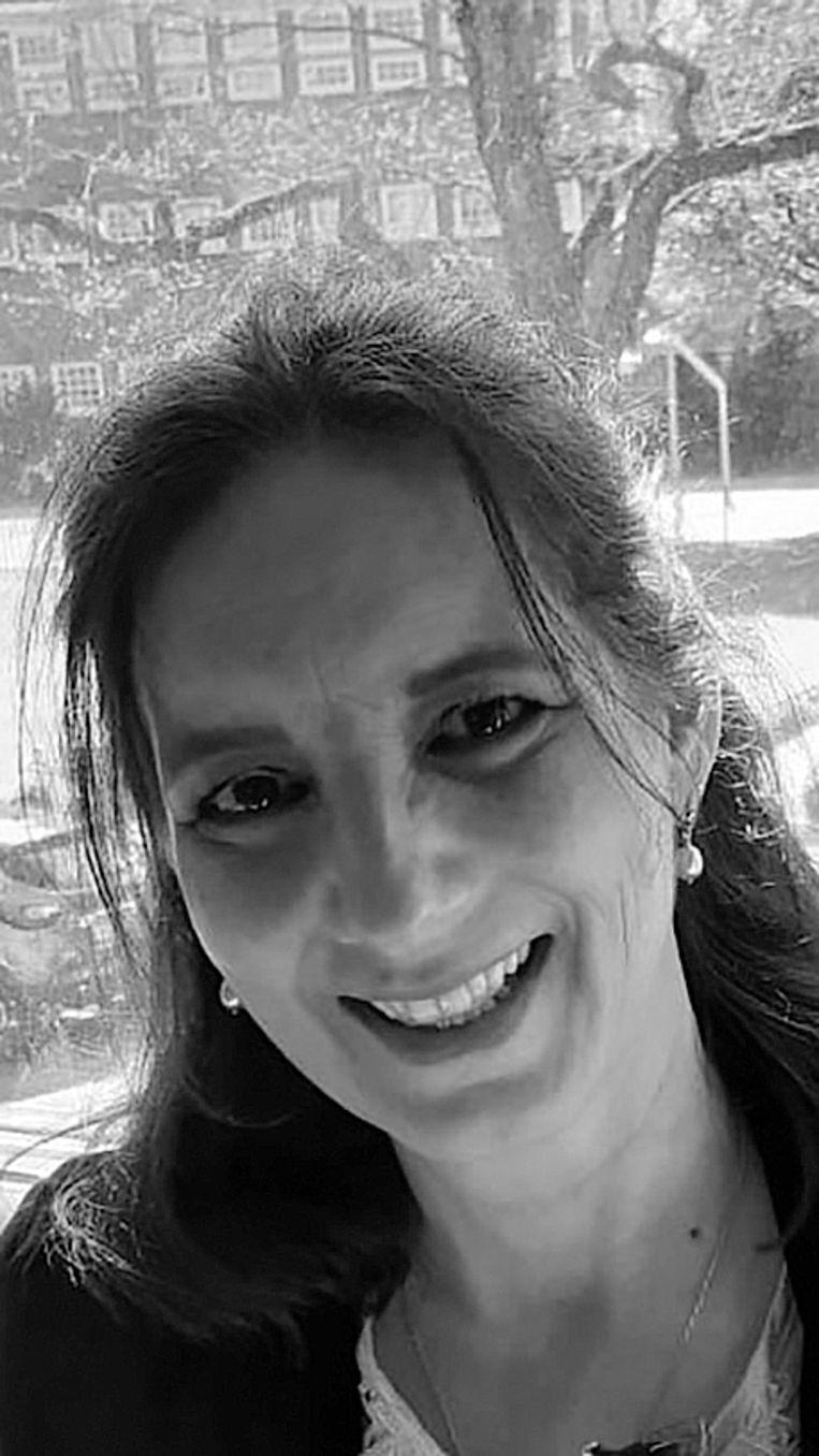 Jessica van Tijn, oprichter van mediabedrijf Special Eyes Productions en regisseur van documentaire Truus' Children (2021).  Beeld