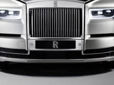 Deze kentekenplaat leverde meer op dan een Rolls-Royce