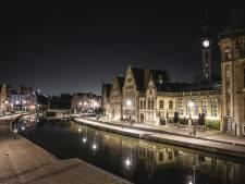 Gentse nachten met een avondklok: spookachtig stil maar ook mooi