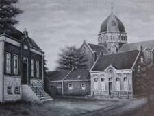 Het veranderende dorpshart: Toen Hoogeloon nog een echt raadhuis had