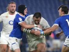 Engelse rugbyers winnen Six Nations