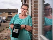 Trudie, de ongekroonde koningin van de collecte in Den Hoek