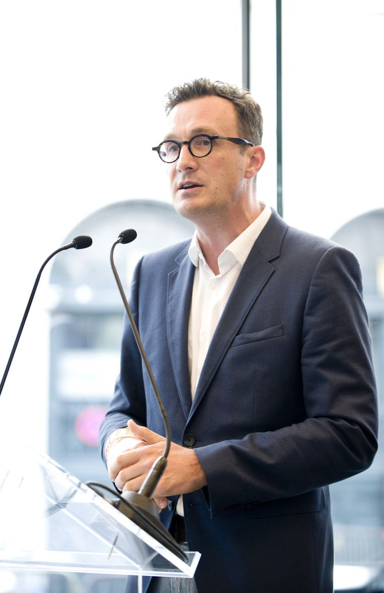Vlaams minister van Onderwijs Pascal Smet