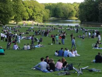 Dubbel zoveel afval in Brusselse parken als vorig jaar