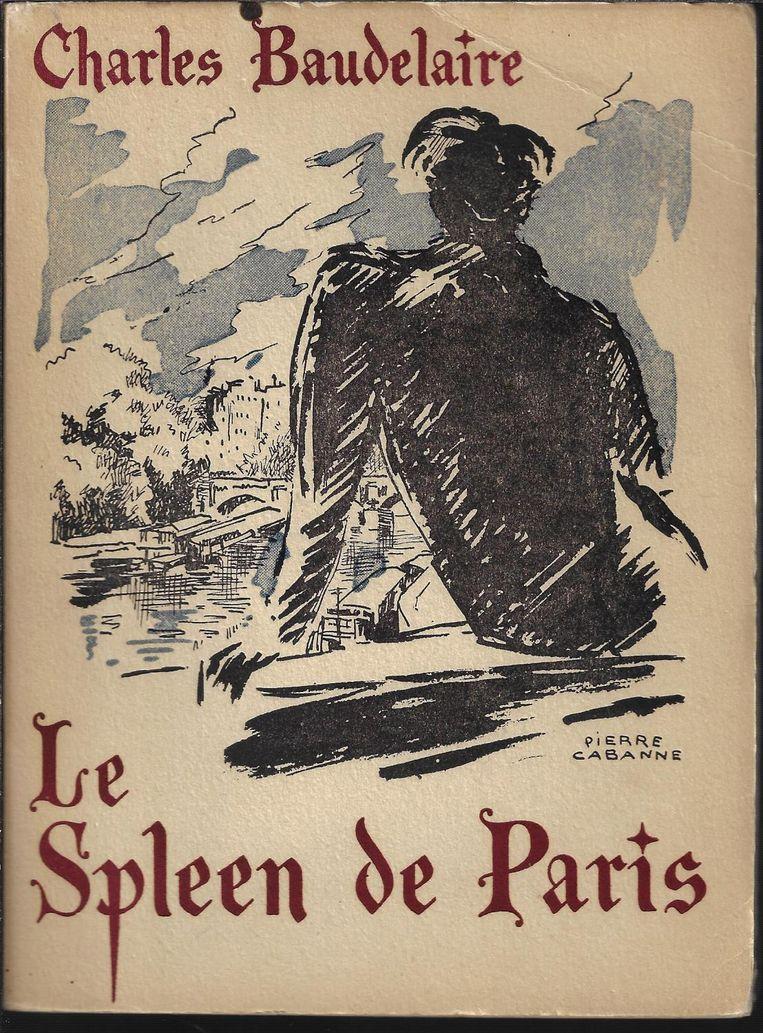 Ontwerp Pierre Cabanne. Uitgeverij Le Pantheon, 1945. Beeld