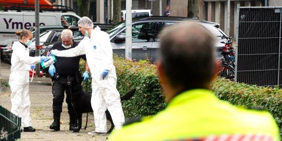 Criminaliteit Amsterdam neemt niet meer af