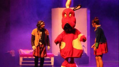 Naam bekend van vierde lid Harige Bende: Roefel ook mascotte voor Ros Beiaardommegang