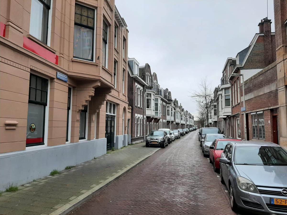Het oude centrum van Den Haag.