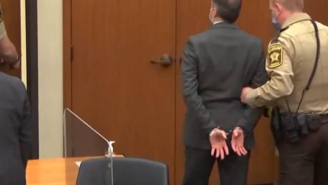 Maximumstraf of niet? Derek Chauvin riskeert 75 jaar cel, maar komt er allicht goedkoper van af