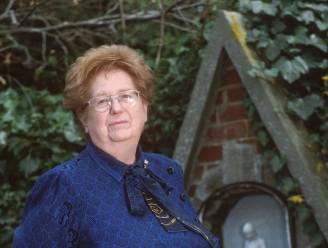 Gewezen minister Paula D'Hondt is eerste ereburger van Haaltert