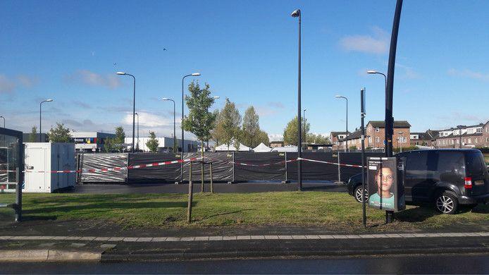 Farid werd doodgeschoten op een parkeerplaats in Wateringse Veld, Den Haag