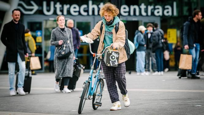 Getest: de fiets die overal past, in de trein, de hal én in de caravan