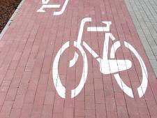 Geen trottoir langs fietspad over Vroongronden Renesse