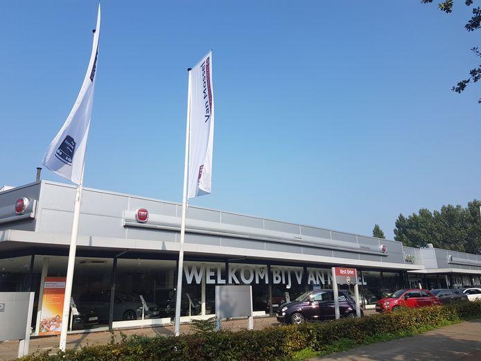 Autobedrijf Van Otten is nu van Mossel Breda.