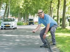 Stalen pinnen op Schouwen-Duiveland zorgen voor ellende: 'Die wil je echt niet in je autobanden hebben'