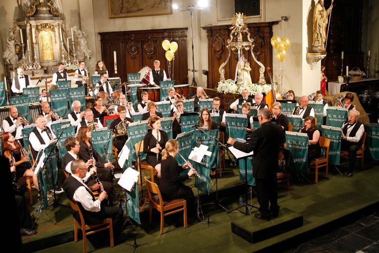 Harmonie Sint-Cecilia van Grembergen zal muziek brengen op de Grote Markt.