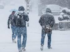 'Siberische kou' en sneeuw op komst, schaatsen kunnen uit het vet