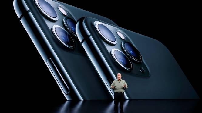 'Nieuwe iPhones komen na vertraging pas uit in oktober en november'
