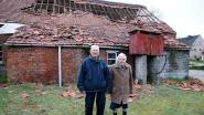 """Ouderlijk huis van Anna (84) vernield na storm: """"Gebouwd door mijn grootvader en er zelf nog geboren"""""""