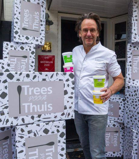 Sterrenrestaurant Treeswijkhoeve gaat 'internationaal' met maaltijdbox, één dag te koop in Antwerpen