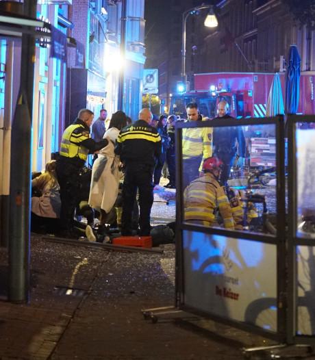 Drie verdachten uit Deventer vast voor poging doodslag of zware mishandeling na terrasdrama