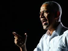 """Les États-Unis plus polarisés que jamais: """"Il faudra plus d'une élection pour renverser ces tendances"""", estime Obama"""