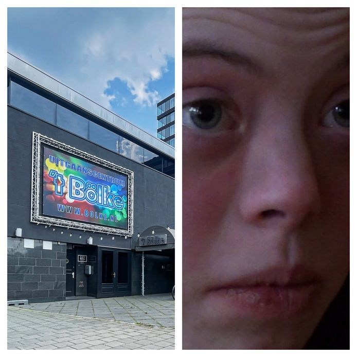 Links: Partycentrum 't Bölke. Rechts: De film Het Dambord van Dania van theagergroep Kamak is uitgekozen voor het internationaal filmfestival in Brazilië.