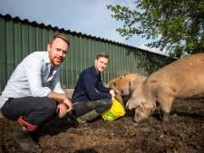 Delftse slimmeriken Daan en Krijn komen in 2025 met kweekvlees: 'We willen voorop lopen'