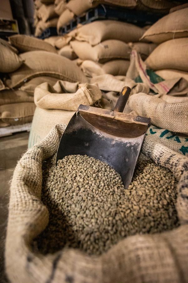 Koffie uit het Land van Loon.