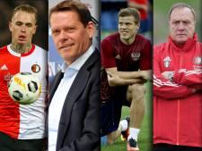 Dick Advocaat geeft Feyenoord-top huiswerk mee