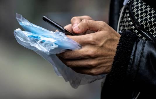 Met de Close Contact Detector-app kunnen mensen checken of ze in contact zijn geweest met een besmet iemand.