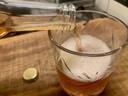 Van de Dr.: de 'Mint Julep Highball' met onder andere bourbon en mintsiroop.