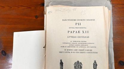 Archief Pius XII moet duidelijkheid brengen over houding oorlogspaus tegenover nazi's