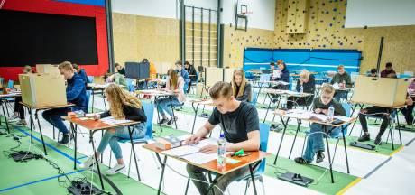 Klamme handjes in de gymzaal: eerste examens van start