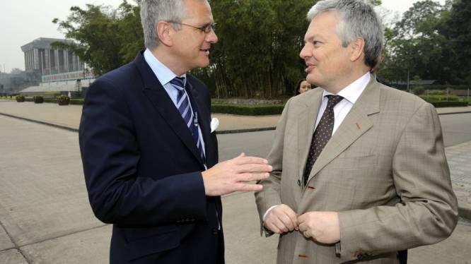 """Reynders en Peeters hebben """"andere visie"""" op buitenlandse missies"""