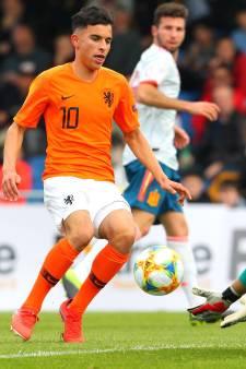AZ'er Taabouni schiet Oranje Onder-17 in extremis naar EK-finale