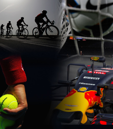 Sport Vandaag: Max in actie in Bakoe, TT in Assen en NK wielrennen