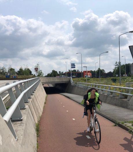 Fietstunnel Uden wordt als 'blanco canvas' dé plek voor graffitikunstenaars